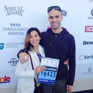 Gabriella Howard marathon