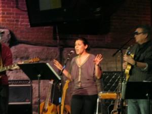 Gabrielle Howard at Berklee
